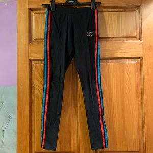 Adidas primary color leggings